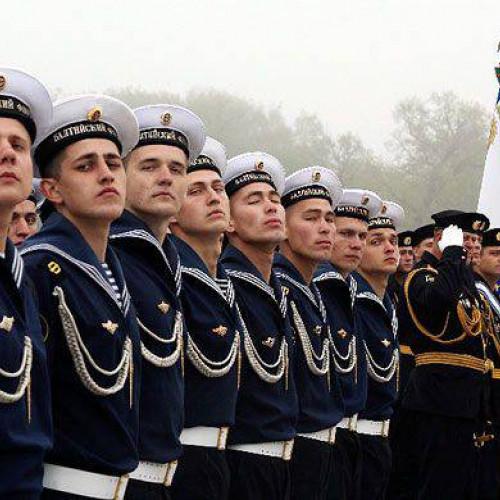 Поздравить моряков Балтийского флота с профессиональным праздником можно 18 мая 2018 года в стихах или прозе