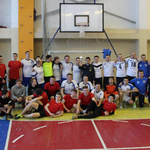 Кубок по мини-футболу 2018