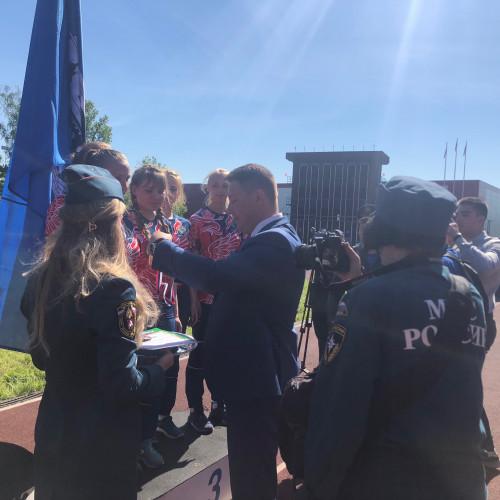 Открытый Чемпионат и Первенство Москвы по пожарно-спасательному спорту