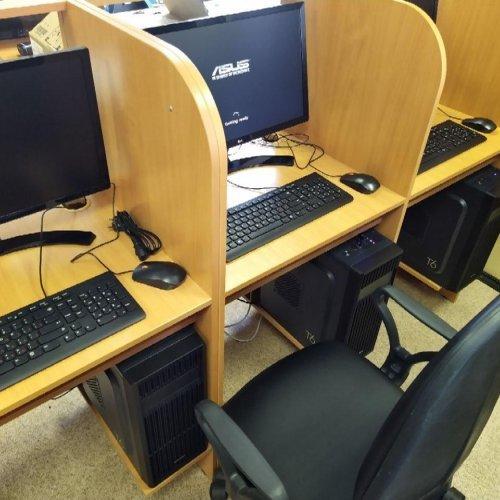 В новый учебный год с новым компьютерным классом