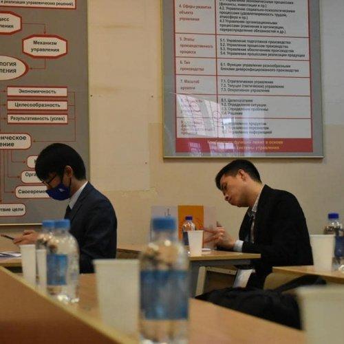 """Международная научно-практическая конференция в колледже """"Инфолайн"""""""