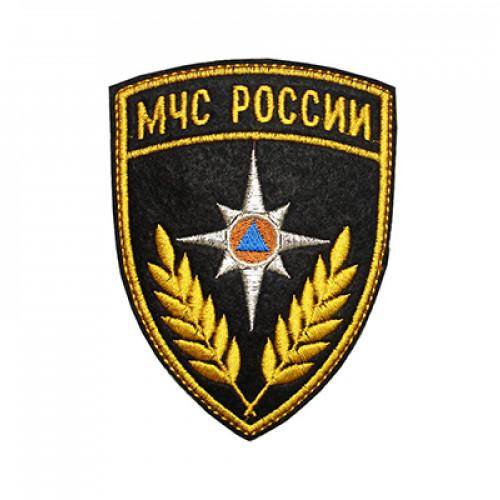 ШЕВРОН МЧС РОССИИ ВЫШИТЫЙ
